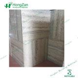 Painel decorativo de pedra mármore favo de mel