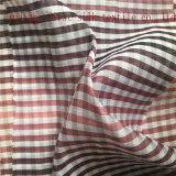 Tela tingida da verificação do fio de algodão de seda, tela tingida fio da verificação