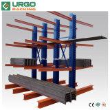 La Chine Fabricant Rack Cantilever Heavy Duty avec 1000kg/enduit de poudre de bras