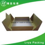2017 L'or de pliage du papier recyclé personnalisé La Case de l'emballage carton magnétique Men's Shirt boîte cadeau de papier pour l'emballage