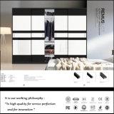 خشبيّة [سليد دوور] غرفة نوم خزانة ثوب تصميم