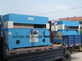 De hydraulische Rubber Scherpe Machine van de Matrijs van de Mat/van de Mat van de Vloer/van de Mat van de Yoga