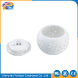 Garten-Solarlicht der Keramik-IP65 warmer des Weiß-LED für Rasen