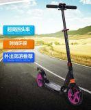 Vespa plegable del retroceso de la rueda grande dos de la alta calidad para el adulto