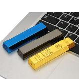 Allumeur plus léger mince de la vente USB de /Hot chargé par USB de barre d'or