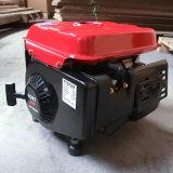 potência do gerador da HOME do gerador da gasolina da operação manual de 650W 220V 50Hz