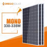 Moregosolar Monocrystalline 태양 전지 위원회 100W - 싼 가격을%s 가진 350W