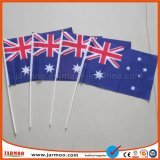 14x21cm document promotionnel part Stick d'un drapeau