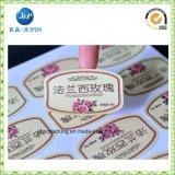Autoadesivo di carta autoadesivo stampato impermeabile della modifica di servizio di stampa del contrassegno della decalcomania (jp-s202)