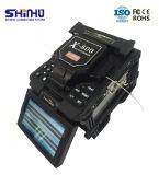 판매 융해 접합 기계를 위한 Shinho Fusionadora De Fibra Optica Precio 융해 접착구