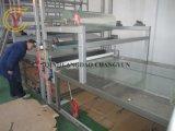 FRP gewölbter Dach-Blatt-Produktionszweig