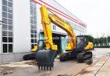 Sinomach 0.91m³ 21ton構築機械装置工学装置のクローラー掘削機
