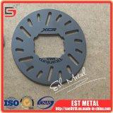Disco di titanio del freno della lega con il rivestimento d'indurimento di ceramica