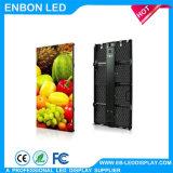 Il basso costo & su lo schermo di visualizzazione esterno del LED dell'affitto di velocità di rinfrescamento P6.25 500*1000mm