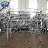 装飾のプロジェクト金属カラーHフレームのホールダーの梯子の足場