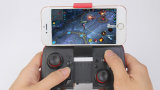 Mini manche mobile classique de jeu de Bluetooth avec le clip pour la plupart du temps les jeux androïdes