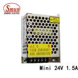 Smun Mini35w 24V 1.5A Gleichstrom-Schaltungs-Stromversorgung SMPS