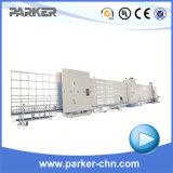 Parker de vidrio hueco horizontal doble vidrio Máquina de lavado y secado