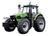 80HP 90HP 100HP 120HP Landwirtschafts-Bauernhof-Traktor mit A/Ckabine-Vorderseite-Ladevorrichtung