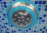 Con la alta calidad de la piscina subacuática luz LED