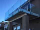 유리제 난간 받침 이음쇠 또는 건축 유리제 철도망 또는 Frameless 유리제 방책