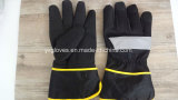 Безопасности Glove-Gloves-Зима вещевым ящиком-40g Thinsulate Glove-Labor Glove-Leather облицовки вещевого ящика