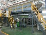 Haustierplastikflasche, die Maschinenhersteller in China aufbereitet