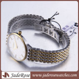 Reloj de calidad superior de las señoras de la pulsera, reloj al por mayor del cuarzo