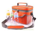 Heißes Verkaufs-Picknick kühlerer Isolierbeutel für Wein