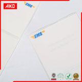 Primer papel termal bien escogido de la escritura de la etiqueta de envío
