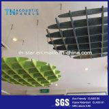 Fornecedor de topo esculpidas Pet sala acústica partição na parede