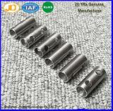 Алюминий точности CNC подвергая механической обработке разделяет части подвергли механической обработке CNC, котор