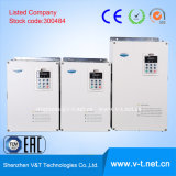 V&T V5-H 37 al mecanismo impulsor variable de la frecuencia de la aplicación de la carga pesada de 45kw 1/3pH 200V