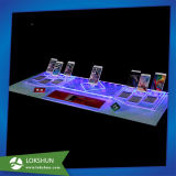 LED Light Stand Bases para o acrílico Mobile Phone Display Wholesale