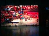 P4 RGB LED de interior del panel de pantalla de video wall