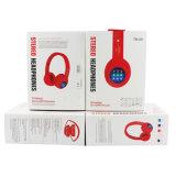 LED de mudança de cor auriculares Bluetooth Discoteca silenciosa fone de ouvido auricular sem fios