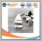 Sólida de minería de carburo de tungsteno inserciones para herramientas de corte