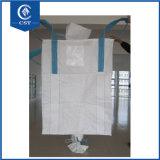 Haute qualité 1000 kgs 1 tonne de 1,5 tonne utilisé en plastique PP Big / conteneur de vrac / flexible // FIBC Jumbo Sac avec logo et la taille de prix