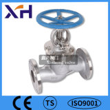 304 Stainless Steel Hight Quality Flanged Earth Dn15 Valve