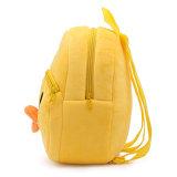 プラシ天の女の子のための動物のおもちゃ袋