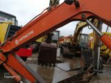 Escavatore utilizzato del cingolo della Hitachi Ex60 del macchinario di costruzione da vendere