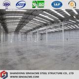 Estrutura de aço prefabricadas Sinoacme Prédio da Fábrica