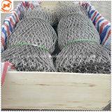Трос Handwoven сетку из нержавеющей стали