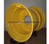 Rueda de acero industrial (DW20X26) para el compresor