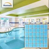 Het in het groot Mozaïek van de Ceramiektegel van het Mozaïek 48X48 Oceaan Blauwe voor Zwembad op Verkoop