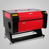 回転式軸線の80W二酸化炭素レーザーの彫版機械