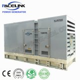 780kVA gerador diesel super silencioso Powered by Perkins com marcação CE/ISO