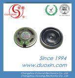 40 mm resistente al agua Altavoz Mylar 8 ohmios de 0,5 W Dxi40n-B Mini Altavoz