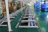 IP65 impermeabilizzano l'indicatore luminoso di via solare Integrated del LED con controllo di APP