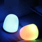 Nuovi creativi abbagliano l'indicatore luminoso di carico di notte del USB di colore